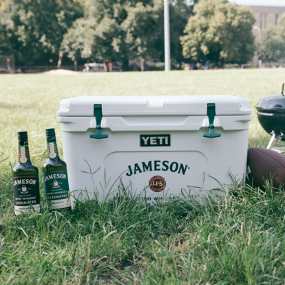 The Jameson® Game Day Sweepstakes Terms and Conditions