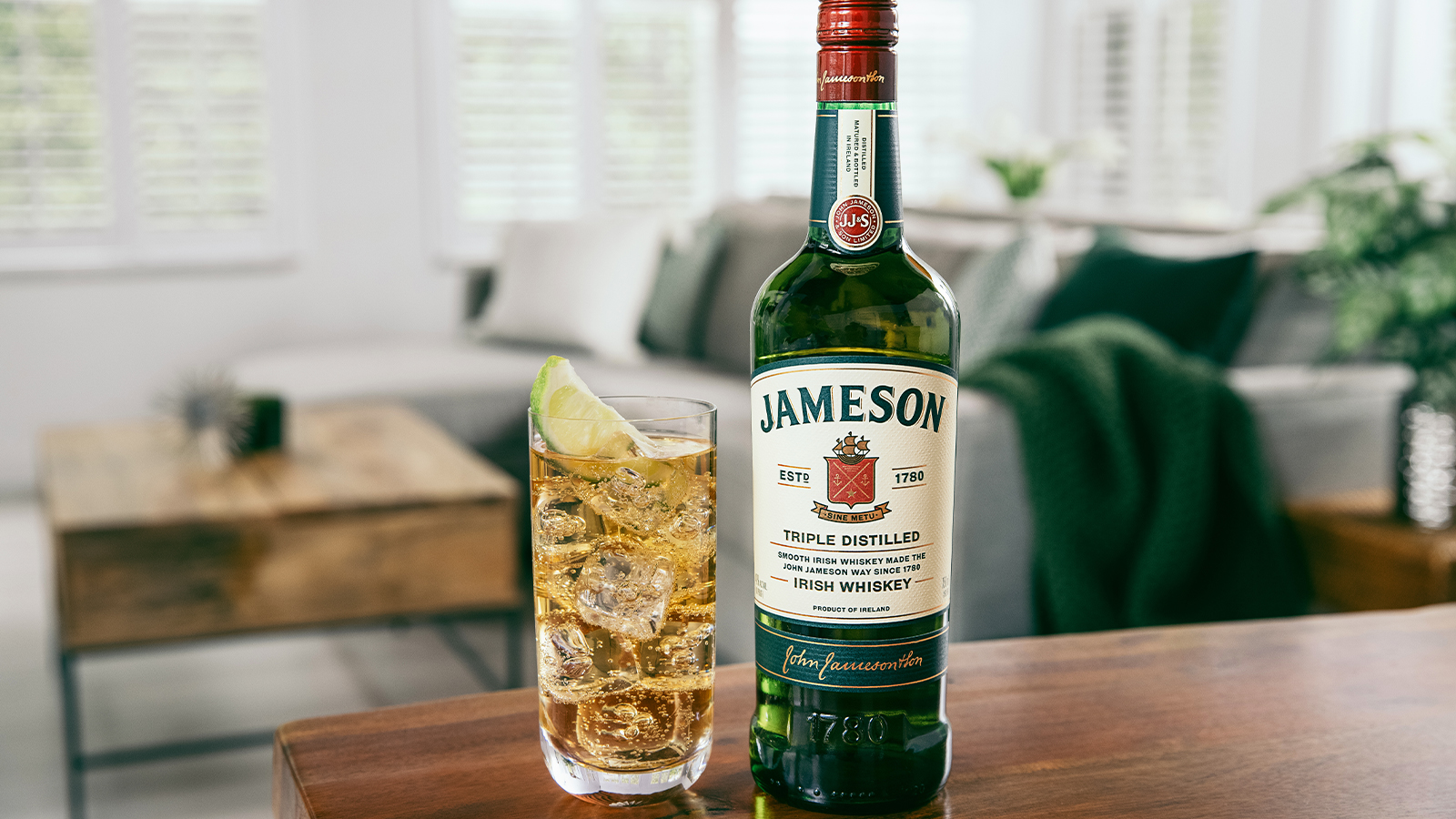 The Classic Whiskey Ginger Lime Recipe