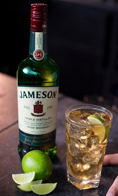 Das Rezept Fur Jameson Whiskey Ginger Ale Lime